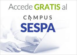 Accede GRATIS al Campus SESPA